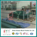 Frontière de sécurité de garantie enduite de la montée Fence/358 de PVC d'acier anti/frontière de sécurité de haute sécurité