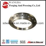 As flanges de bronze de ASME/ANSI/BS/DIN/JIS, o aço de carbono de bronze forjaram flanges da tubulação