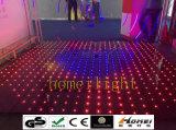 P10アクリルの防水RGBのダンスはLEDの結婚披露宴の段階の表示のためのビデオダンス・フロアにパネルをはめる