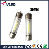 Festoon 36mm COB Tube LED interior coche luz