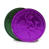 Moneda del desafío de la alta calidad con el laminado de la diferencia