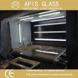 стекло 4mm напечатанное шелковой ширмой Tempered с краями карандаша