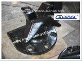 Pezzi fusi del fante di marina dei rulli Ge300 ASTM dei cunei delle colonne di ormeggio dell'ABS della LR Gl
