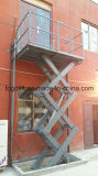 Elétrica hidráulica Heavy Duty Freight Elevator