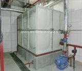 水ポンプFRPの水処理装置のためのGRPの水漕