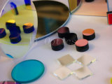 Optique IR-Couper le filtre en verre bleu pour l'appareil photo numérique