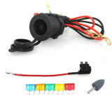 Doppel- oder einzelnes Auto-Motorrad Selbst-USB-Energien-Aufladeeinheits-Kontaktbuchse