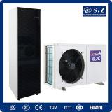 CE, certificado 3kw 150L, 5kw 200L, 7kw 260L, pompa de Australia, Nueva Zelandia de calor doméstica de la fuente de aire del agua de 9kw 300L hacia fuera 60deg c