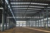 Edificio de la estructura de acero para el almacén