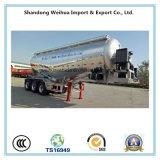 Petrolero del cemento/acoplado a granel ligeros del tanque del cemento para la venta