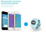 IosおよびAndroidのための新しいBluetooth Smart Watch Wristband Bracelet Heart Rate Monitor Watch