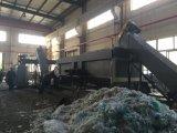 Plastikfilm-waschende Pflanze und Wiederverwertungs-Maschine