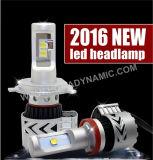 2016年にベストセラー、LEDのヘッドライト6000k極度の明るいLEDのヘッドライト
