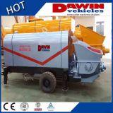 Fabbrica elettrica diesel della Cina di fabbricazione della pompa per calcestruzzo di alta qualità