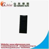 mini comitato solare di 4.5V 50mA 70X30mm per il giocattolo solare