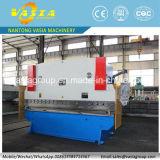 CNC die Machine met het Controlemechanisme van Delem vouwen Da65W CNC