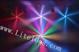 주마등 B 눈 K10 이동하는 헤드 19X15W 급상승 LED 이동하는 단계 빛