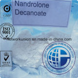Nandrolone esteróide Injectable Decanoate/Deca de Liqiud 360-70-3 do ganho do músculo (200mg/250mg/300mg/ml)