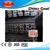 Voie ferroviaire en acier ferroviaire standard de la Chine