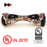 Hx Wholesale Hoverboard Bluetooth Speaker 6.5 Inch 2 Wheel Hoverboard com bateria Samsung