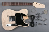 Basswood с набором гитары DIY верхней части узелка золы
