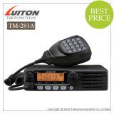 65W 라디오 이동할 수 있는 기지국 TM-281A/481A