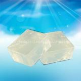 継ぎ目が無く取り外し可能な点の接着剤(310C)のための熱い溶解の接着剤