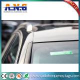 Tag do farol da freqüência ultraelevada da calcadeira RFID/Tag de identificação evidentes do veículo escala longa