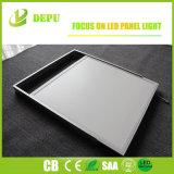 Luz de painel Recessed do diodo emissor de luz do preço de fábrica ecrã plano ultra magro