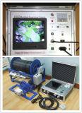 Câmara de vídeo subaquática do poço de água da câmera da perfuração