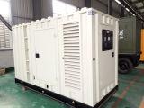 50/60Hz 1500/1800rpm 75kw/94kVA電気Weichaiのエンジンのディーゼル発電機セット