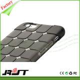 Caso macio translúcido absorvente de choque protetor cheio TPU do corpo para o iPhone 6s