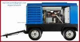 Compresor de aire portable del tornillo de Copco Liutech 636cfm 20bar del atlas para la explotación minera
