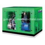 55kw/75HP Oilless \ compresor de aire sin aceite del tornillo de la lubricación del agua