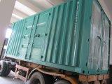 тепловозный производить 1000kw с приложением контейнера молчком