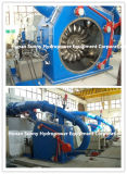 Peltonの水平のハイドロ(水)タービン小さい容量100~1000kw/の水力電気/Hydroturbine