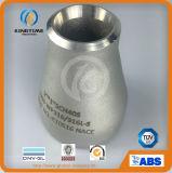Нержавеющая сталь приспосабливая безшовный редуктор с ISO9001: 2008 (KT0288)