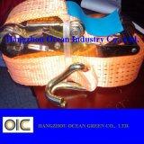 Rachet attachant la ceinture /Ratchet fouettant des courroies
