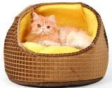 Lit d'animal familier de chien de produits d'accessoires de natte de sofa de lit de chien