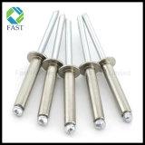 ステンレス鋼のドームヘッドブラインドのリベット(3~6mm)