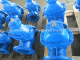 Non-Rising Stem Metal Seated Gate Valves con Ce/Wras (BACCANO 3352-F5)