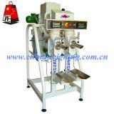 Certificação do Ce da máquina de empacotamento espiral dobro semiautomática do saco da válvula do pó seco