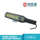 Nachladbare Batterie-Handmetalldetektor-Vibrationswarnungs-bewegliche Metalldetektoren