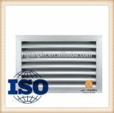 Grade anodizada qualidade da grelha da prova do tempo para a grade de ar da ventilação