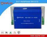 Protector de oleada de la protección de Ethernet de la cámara de 2 In1 Secruity