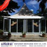 Tente chaude de Gazebo de PVC de la vente 5X5m (SDC)