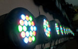 RGB LEIDENE van de hoge Macht 18PCS PARI van het Stadium voor de Verlichting van de Disco