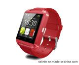 Reloj elegante de múltiples funciones de Bluetooth U8 de los relojes más populares