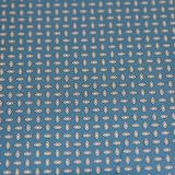 Poliéster Imitation Memory Fabric Plain Dyed e Printed