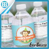 ein Set von Toiletries und von Skin Care Products Bottle Label